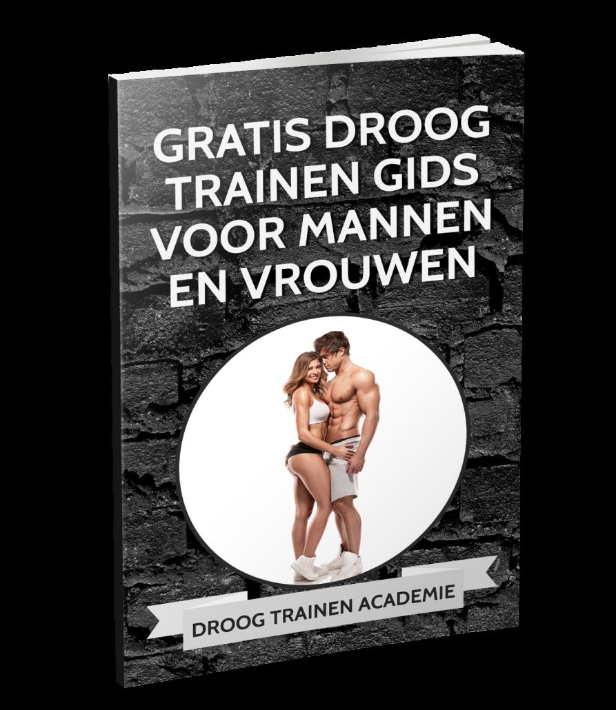 spieren droog trainen