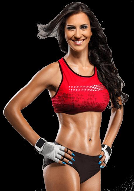 vrouw-bodybuilder