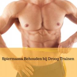 spiermassa-behouden-bij-droog-trainen