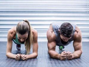 fitness-voedingsschema-training