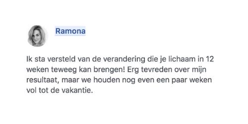 ramona fb comment