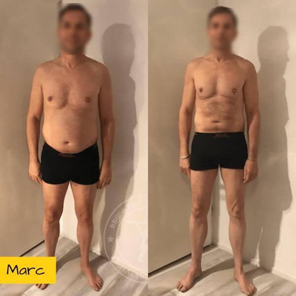 Droog Trainen Academie Transformaties Marc