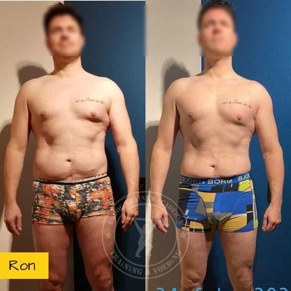 Droog Trainen Academie Transformaties Ron