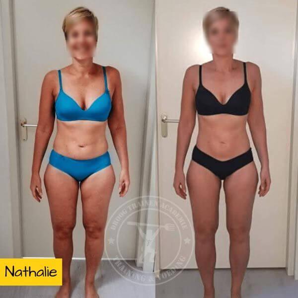 Droog Trainen Transformaties Nathalie
