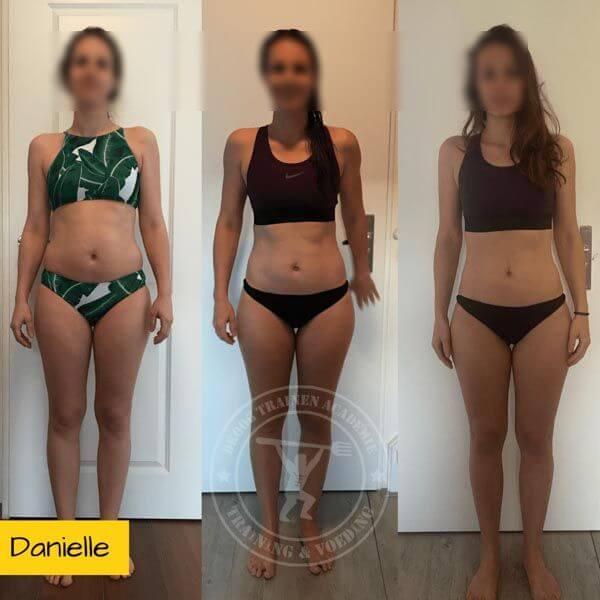 Droog Trainen Academie Transformaties Danielle