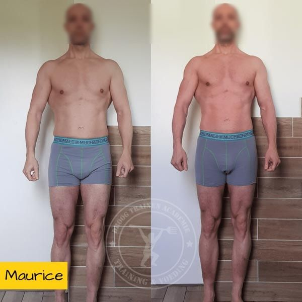 droog trainen academie transformatie Maurice