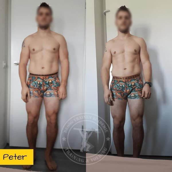 droog trainen academie transformatie Peter