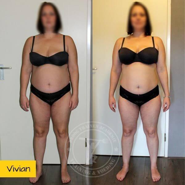 droog trainen academie transformatie Vivian